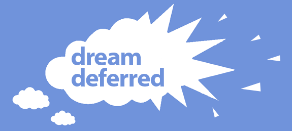 dream deferred about dream deferred logo