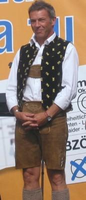 Jörg Haider. Pic credit: Harel