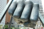 The Fist, Detroit (Pic Martin Smith)