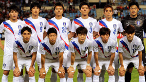 South Korea squad photo (pic cred 101topgoals.com)