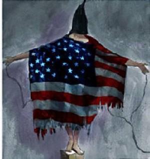 Abu Ghraib (pic credit Barbarakow Gallery)