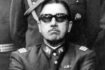After a hard days torturing Pinochet loved to watch his national team in action