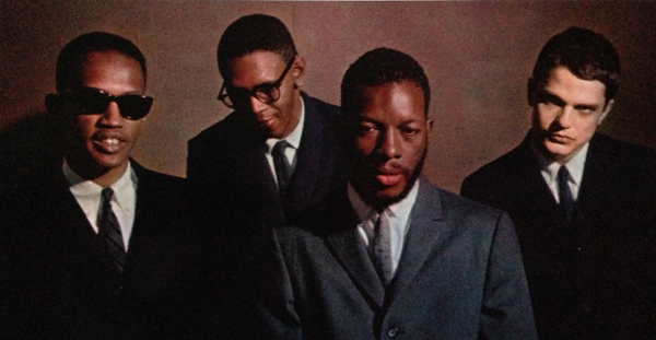 "Don, Ed, Ornette and Charlie (cover of ""This is our Music"")"