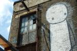 Stik, Leonard Street. Pic credit: Martin Smith