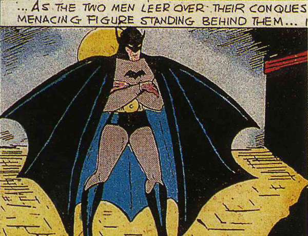 Batman in 1939