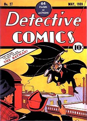 Detective Comics #27, May 1939