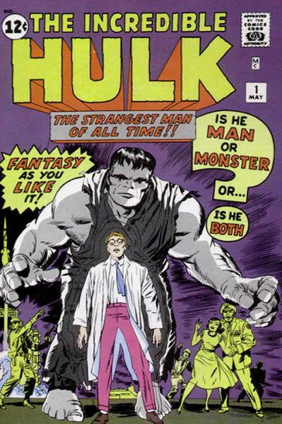 Hulk, 1962
