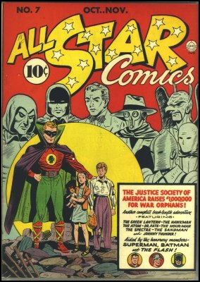 All Star, October 1941