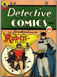 "Batman with Robin the ""Boy Wonder"""