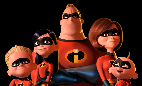 "The Incredibles – ""passionate and politically incorrect""?"