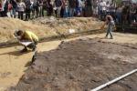 Excavations at Sobibor. Pic credit: Emory University