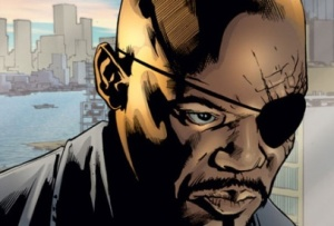 The new Nick Fury looks familiar...