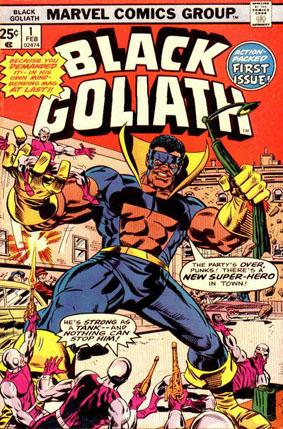 Black Goliath 1