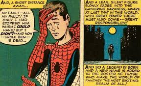 """With great power comes great responsibility"" – 1962"