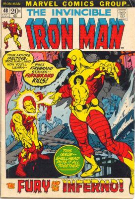 iron man 48 firebrand