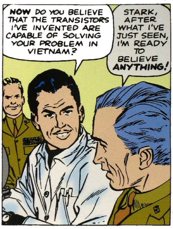 A 1963 take on Vietnam, Tales of Suspense #39