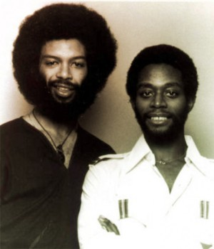 Gil Scott-Heron and Brian Jackson (pic credit Royayres project)