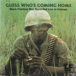 The cover of Guess who's coming home