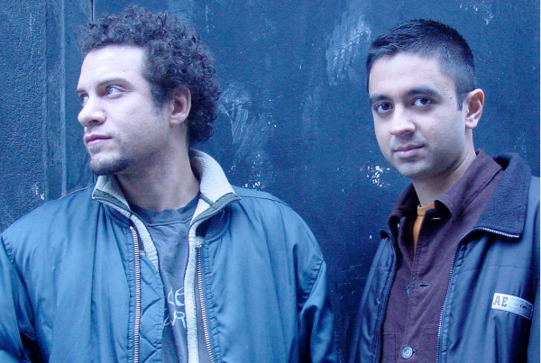 Mike Ladd & Vijay Iyer (pic credit PI Recordings)