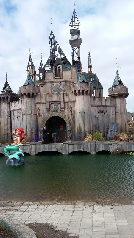 Dismaland (Pic credit Martin Smith)